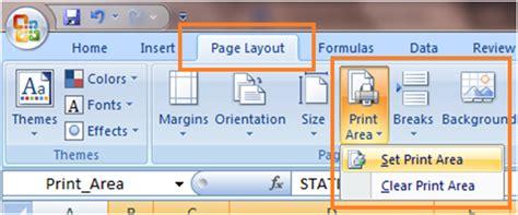 screen layout adalah oget berbagi tips print table pada ms exel 2007
