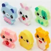cute baby animals erasers from Japan kawaii - Animal Eraser - Eraser ...