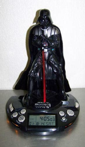 star wars alarm clock ebay