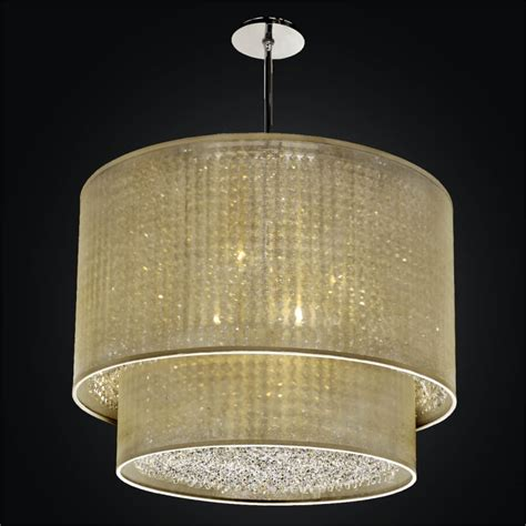 shaded chandelier shaded chandelier large shaded chandelier by made with