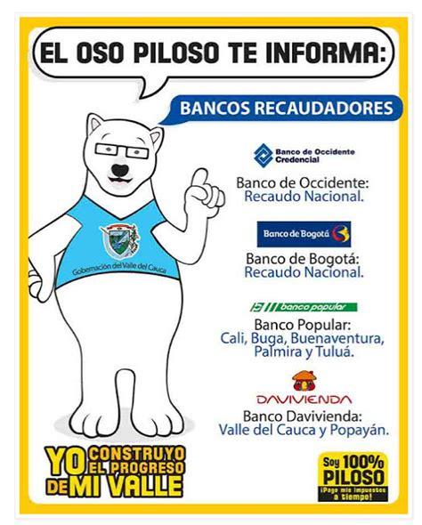 impuesto automotor en valle del cauca ya se puede liquidar www valledecauca gov co liquidacion de impuestos de