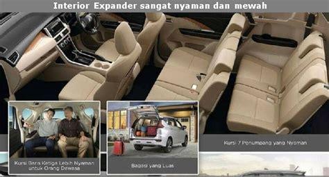 mitsubishi expander interior kredit harga mitsubishi xpander promo paket dp cicilan