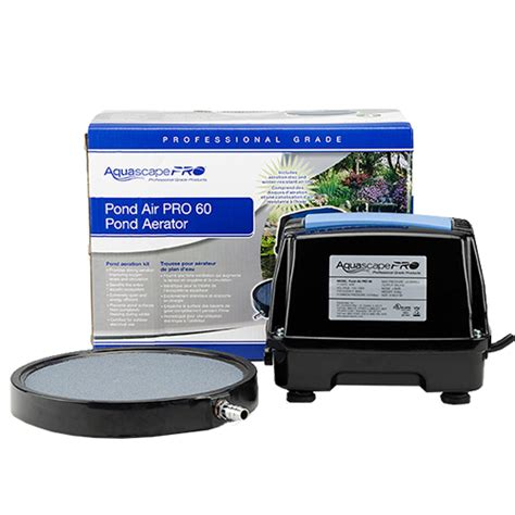 aquascape pro aquascape pond air pro 60 pond aerator mpn 61000 best