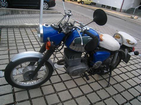 Gebrauchte Motorräder Freising by Mz Ts 250 Biete Motorrad