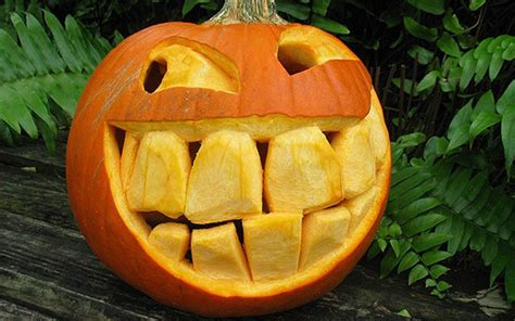 funny halloween pumpkin creative ads and more