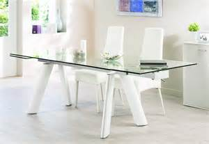 table salle a blanc laqu 233 extensible id 233 es de