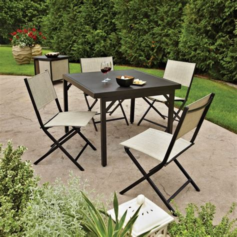 Sling Patio Furnishings Sets Interior Design Sling Patio Furniture Sets