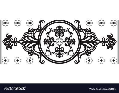 royalty free vector ornamental with 343155995 stock nouveau ornament royalty free vector image vectorstock