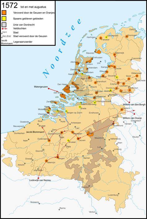 netherlands lakes map nederland rebrn
