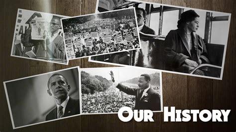 Civil Rights Leaders Black History Month 5 Video Progressive Church Media Black History Powerpoint Templates