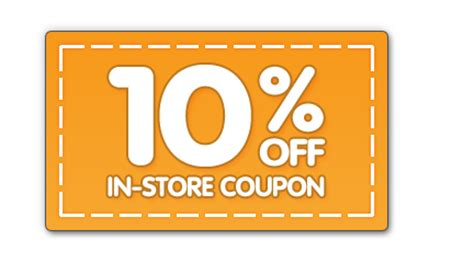 10 off at affordable family clothing plus a donation for