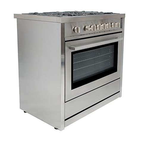 Oven Gas Cosmos cosmo freestanding gas range home appliances