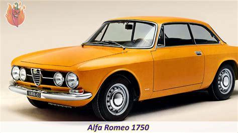 Alfa Romeo Models by List Of Alfa Romeo Models Cars Made History Of