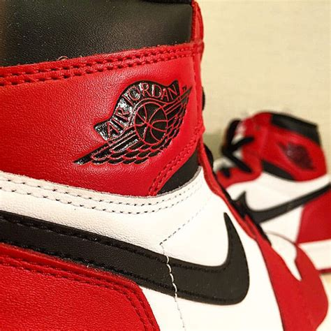 Sepatu Nike Air 1 Og High Chicago Premium Quality nike air 1 og high chicago the sole supplier