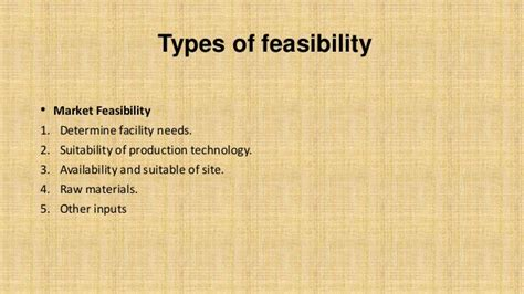 manufacturing feasibility study template feasibility report basic concepts with exle