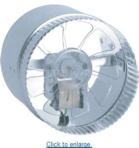 duct booster fan installation suncourt db206p 6 inch duct booster fan
