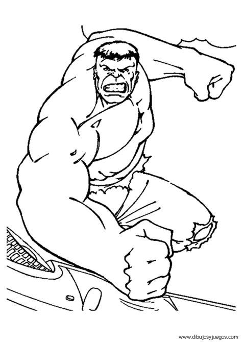 dibujos para pintar hulk dibujos para imprimir de hulk 2 imagui