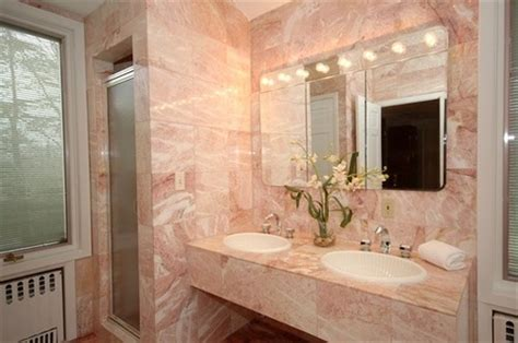 Small Bathroom Shower Stall Ideas need help decorating this pink marble bathroom