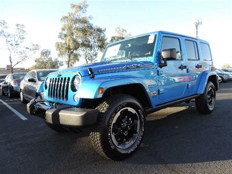 2014 Jeep Wrangler Unlimited Edition New Inventory Dodge Chrysler Jeep Ram Chapman Dodge