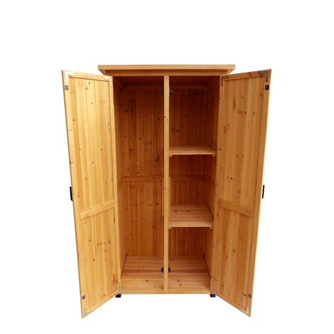 Vertical Storage Shed by Suncast 2 Ft 8 In X 4 Ft 5 In X 6 Ft Large Vertical