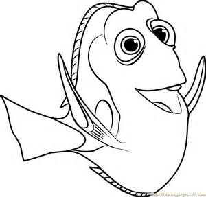 dory coloring pages dory coloring page free finding dory coloring pages