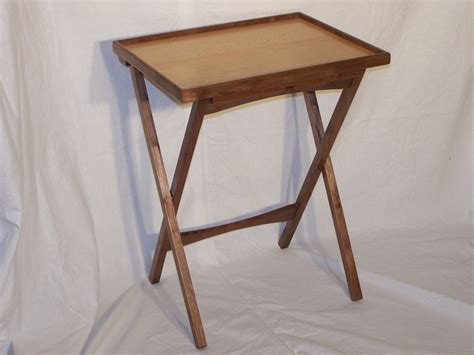 Folding Tv Tray Table Folding Tv Tray Tables Woodworking