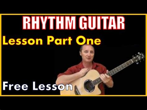 guitar tutorial video free download introduction to guitar lesson 3 part 1 download hd torrent