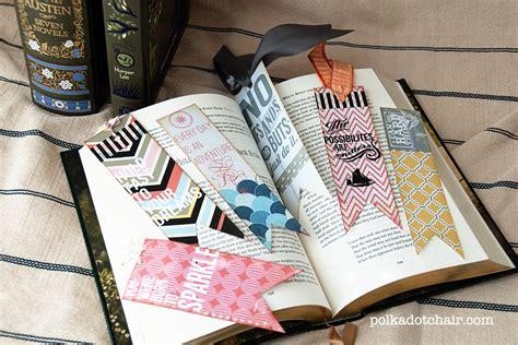 Easy Handmade Bookmarks - easy handmade bookmarks ideas www pixshark images