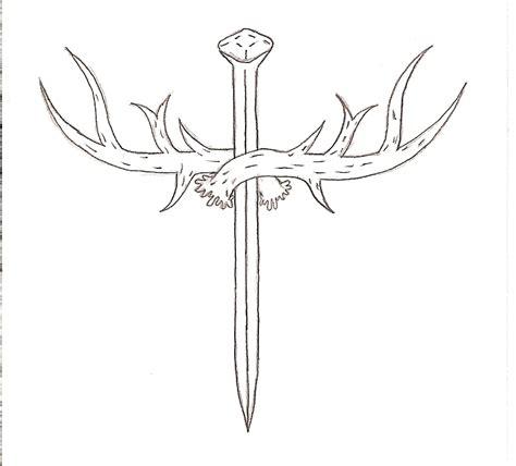 hunter s cross by hellsing order on deviantart