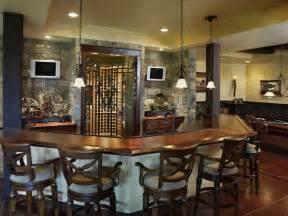 Bar In Family Room Basement Bar