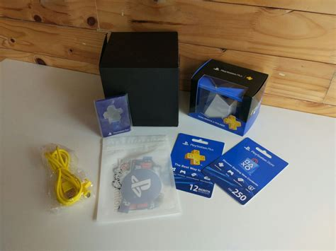 Playstation Giveaway - win 12 months of playstation plus membership and a psn