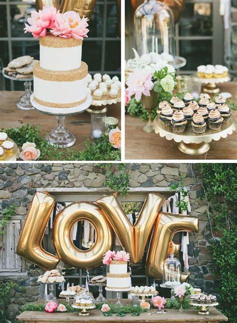 bridal shower dinner table sarah brendan dessert table bridal showers and engagement