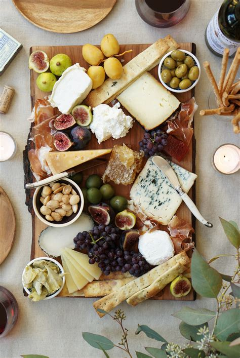 Harvest Dining Room Tables by Cheese Plates Fit For Thanksgiving Sonoma Figbits