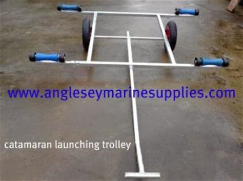 inflatable boat launch trolley dinghy launching trolleys boat launching wheels