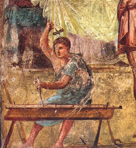 roman bench the first recorded workbench popular woodworking magazine