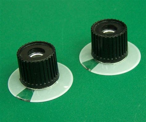 urei la4 parts two replacement outer concentric knobs