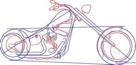 how to draw blue prints custom royal enfield modification guidance
