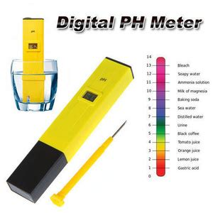 Ph Meter Digital Sk 650ph digital ph alat ukur asam basa