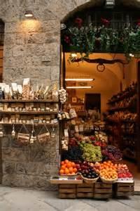 Store Italy Italian Market Inspired Travel