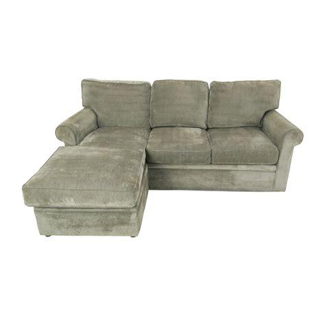 49 cb2 cb2 avec gray tufted sofa sofas