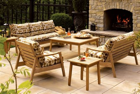 Teak Patio Outdoor Furniture 20 Teak Furniture That Should Exist In Your Home Ward Log Homes