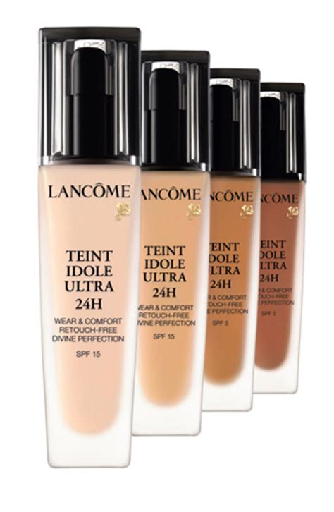 Lancome Matte Foundation things i complexion lancome teint idole