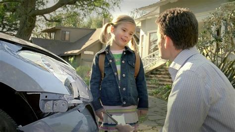 actress on the accident forgiveness comercial perfect allstate accident forgiveness tv commercial smart kid