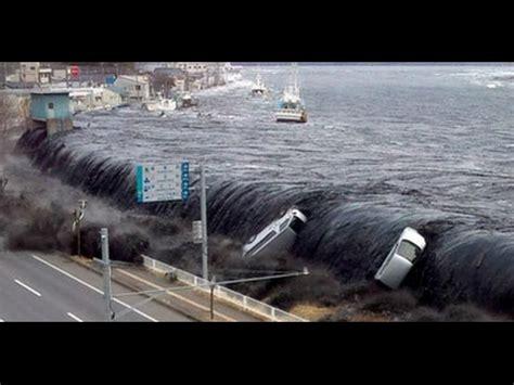 el tsunami el tsunami de jap 243 n c 243 mo ocurri 243 documental visita el canal youtube