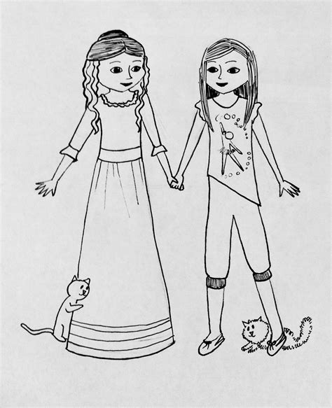 American Doll Isabelle Coloring Pages Printable More American Girl Coloring Pages by American Doll Isabelle Coloring Pages Printable