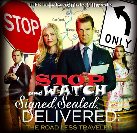 Premiere Sunday by Detour Ahead Why I M Turning To The Quot Signed Sealed