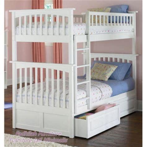 Ranjang Anak ranjang anak tingkat minimalis tempat tidur anak minimalis