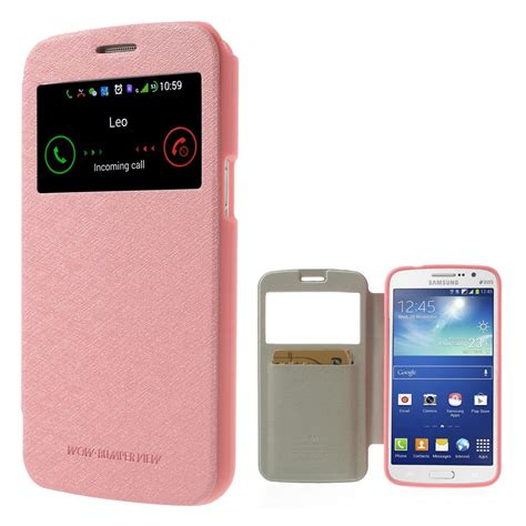 samsung galaxy grand 2 funda samsung galaxy grand 2 wow bumper rosa claro