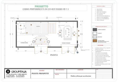 cabina elettrica prefabbricata dg 2061 rev 07 1 b italia srl cabine elettriche