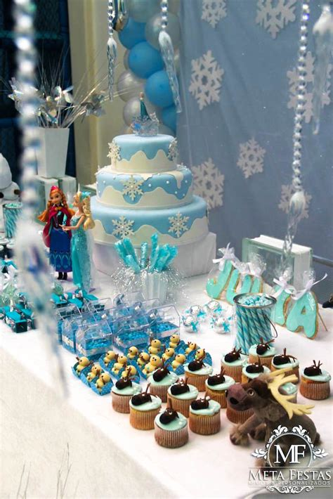 frozen birthday theme decorations birthday themed frozen image inspiration of cake